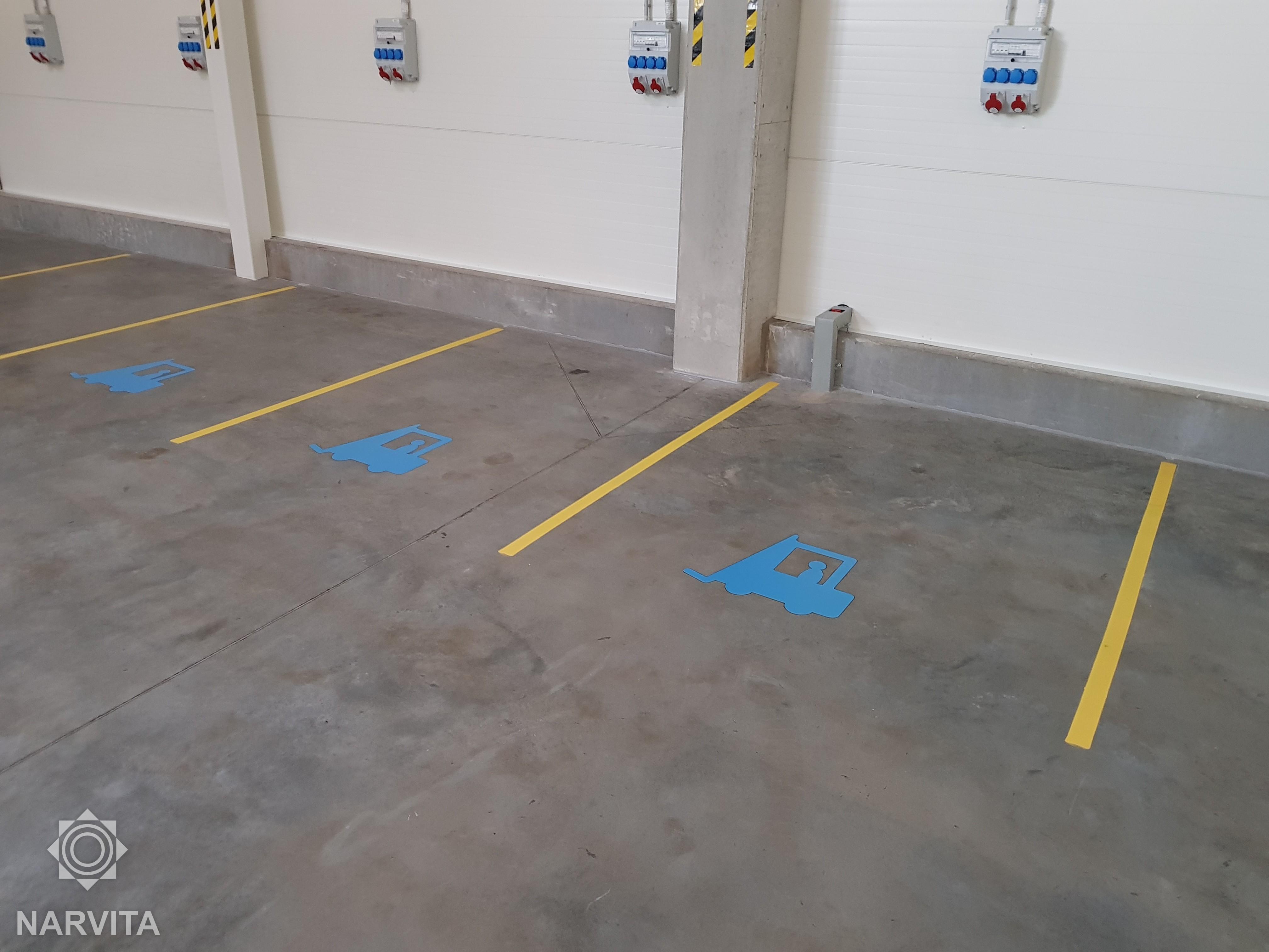 vertybinių popierių prekybos grindų ženklai