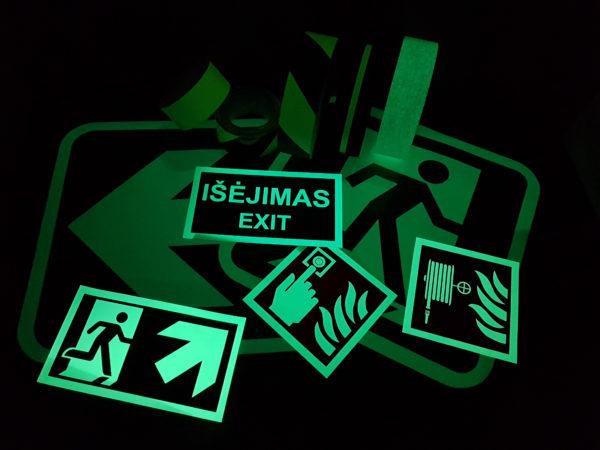 Evakuacinės prekės